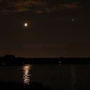 Moon Jupiter Venus Conjunction,                                Connolly33
