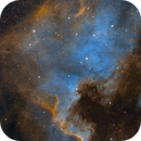 NGC 7000 - SHO - Public Data Pool by Thomas Richter,                                Daniel Nobre
