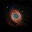 NGC 7293 - The Helix Nebula,                                Timothy Martin & Nic Patridge