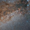 Milky Way in the Cygnus,                                Lorenzo Palloni
