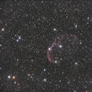 Crescent Nebula,                                Landon Boehm