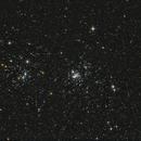 NGC884 and NGC869,                                Toma