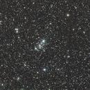 Messier 103 LRGB,                                mario_hebert
