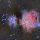 M-42 The Orion Nebula,                                BramMeijer