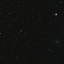 Bye Bye 46P, hello galaxy season,                                Marc Agostini
