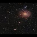 "IC356 - a ""hidden"" galaxy in Camelopardalis,                                Göran Nilsson"