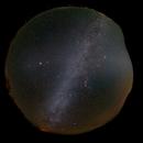 The Sky above Maunakea,                                Wei-Hao Wang