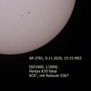 Sonne AR 2781,                                Frank Lothar Unger