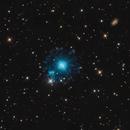 NGC6543,                                Andrei Ioda