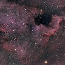 NGC7000,                                PascalB