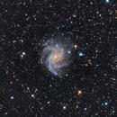 NGC6946 : The Fireworks Galaxy,                                Brice