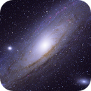 M31 the Andromeda Galaxy,                                Andrew Arai