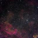 Region NGC 6888,                                Frank Rauschenbach