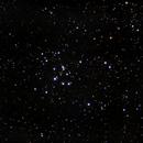 M18 Open Cluster,                                Michael J. Mangieri