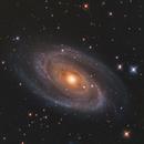 M81 - Bodes Galaxy,                                Jason Wiscovitch