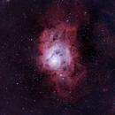 Lagoon Nebula,                                Carlos  Rotellar