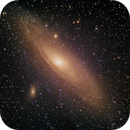 Andromeda Galaxy (M31),                                Luk