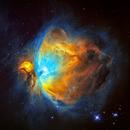 Orion Nebula 6 - SHO,                                Kyle Hudak