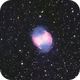 M27 The Dumbbell Nebula,                                Peter Webster
