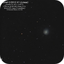 Comet C/2012 X2 (LINEAR) on October 24. 2013,                                mikebrous