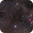 Nebula in Auriga,                                Norbert Reuschl