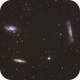 Leo Triplet: M65, M66, and NGC 3628,                                mcofield