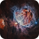 The Great Orion Nebula,                                Iñigo Gamarra