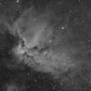 NGC 7380,                                Frank Iwaszkiewicz