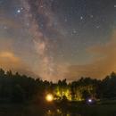 July Milky Way,                                Łukasz Żak