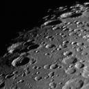 Pitiscus and Hommel crater,                                Adriano Valvasori