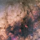 Milky Way catwalk,                                Frédéric Auchère