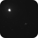 What is this Object ?  Right hand side below - not sure what it is,                                Ray's Astrophotography