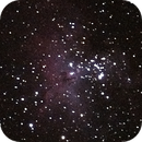 Messier 16,                                Valter Reis