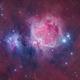 M42 Orion Nebula (LHRGB),                                Alberto Ibañez