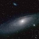 M31 - Andromède,                                jpettit