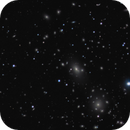 Coma Cluster of galaxies,                                AstroGG
