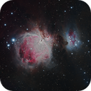 Orion Nebula,                                Matt Hughes