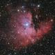 NGC 281,                                DavidQ