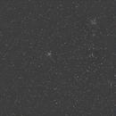 Auriga's Three Messier's same FOV,                                Gary Leavitt