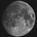 Moon 17.02.2019. Mosaic of 8 pictures.,                                Sergei Sankov