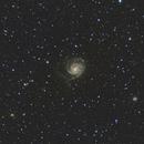 M101 Pinwheel Galaxy,                                Brent