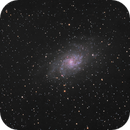 M33 Triangulum Galaxy widefield,                                Nightsky_NL