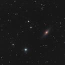 NGC 7814,                                Martin Armbrecht