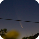 Comet C/2020 F3 NEOWISE,                                Die Launische Diva