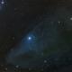 The Blue Horsehead Nebula,                                John Stiner