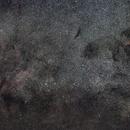 Cygnus, wide field,                                Cyril NOGER