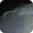 26.05.2018 Moon. Sinus Iridum, Mare Imbrium,                                Sergei Sankov