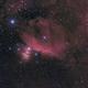 IC434 (H-alphaR)GB,                                antares47110815