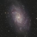 Triangulum Galaxy (M33),                                Fred Boucher