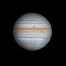 Jupiter 10-17-2021 MDT taken in twilight,                                Steve Lantz